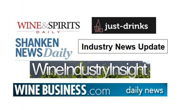 U.S. Wine and Spirit Industry Newsletters
