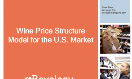 Wine Price Structure Model for the U.S. Market