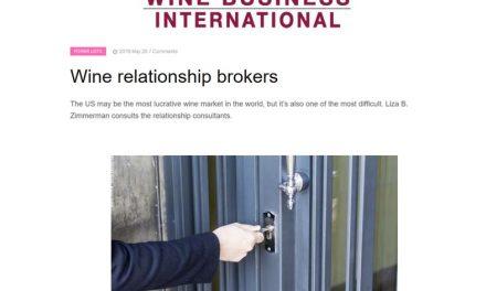 Wine Relationship Brokers