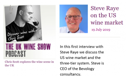 UK Wine Show podcast interview